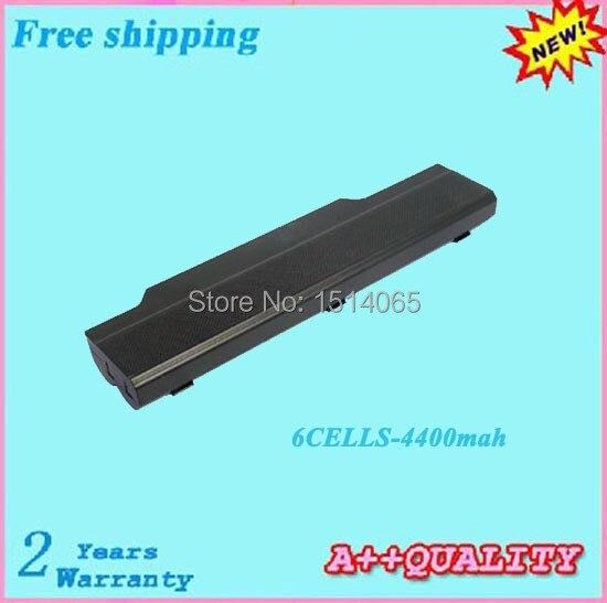 Batería del ordenador portátil para Fujitsu LifeBook AH572 E751 E8310 L1010 LH700 P701 P770 P771 PH701 P8110 T580 Tablet PC