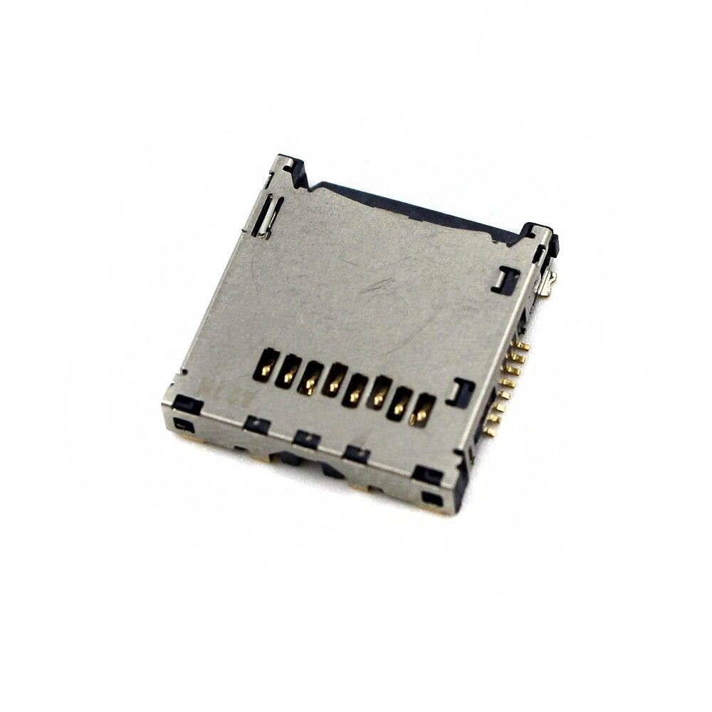Alta calidad para Sony Xperia V LT25 LT25i C5503 C5502 m36h soporte lector de tarjetas Sim con ranura de memoria Módulo de ranura de bandeja