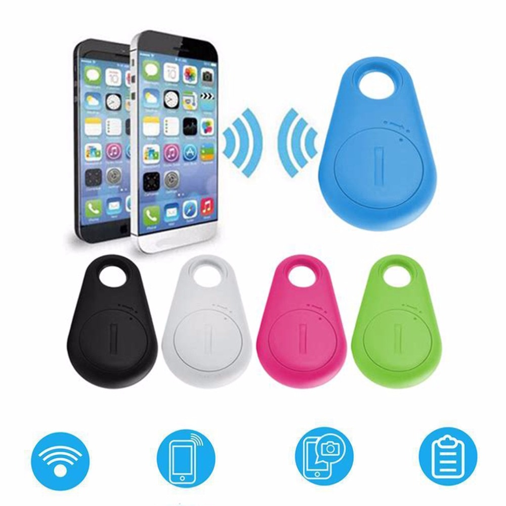 Dispositivos de seguimiento para mascotas Bluetooth inteligente antipérdida Dispositivo de dos vías smart key holder para encontrar cosas envío gratis