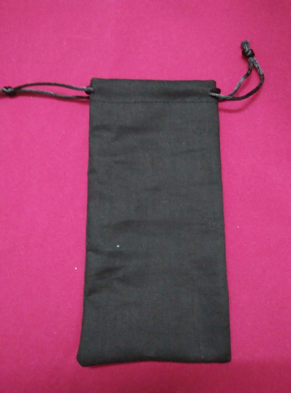 100pcs/lot free shipping small cotton jewelry pouch cotton gift pouch cotton drawstring pouch bag iphone4 bag jewelry bag