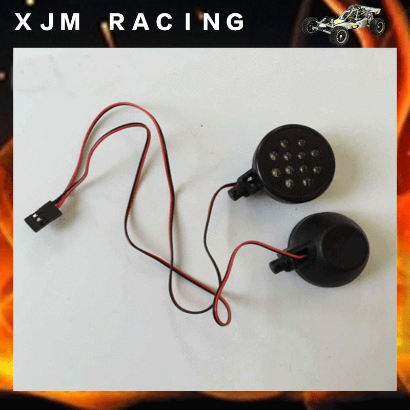 LED lights Receiver kit for 1/5 HPI BAJA Rovan King Motor 5B RC CAR PARTS
