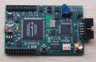 Für Cyclone III EP3C5 development board + USB Blaster EP3C10