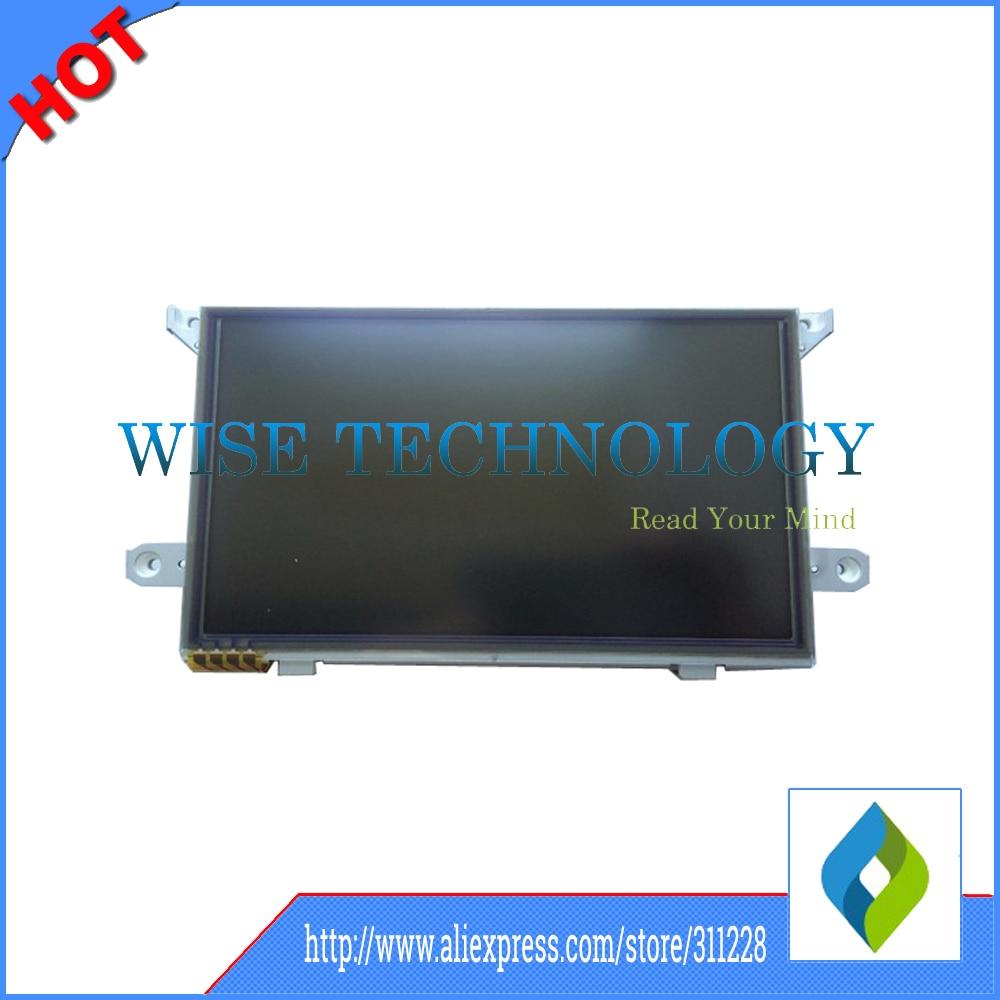 Pantalla LCD TJ065NP02AT TPO de 6,5 pulgadas para sistema de reproductor de DVD de coche, LCD de coche