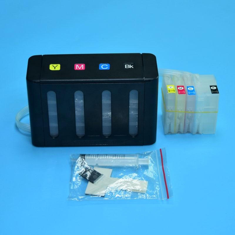 711 711XL نظام Ciss مع شريحة ARC لطابعة HP Designjet T120 T520