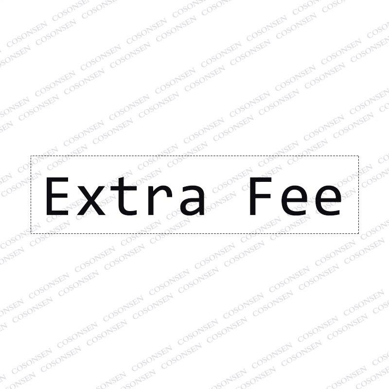 COSPLAYONSEN дополнительная плата за изменение деталей в стиле/форме