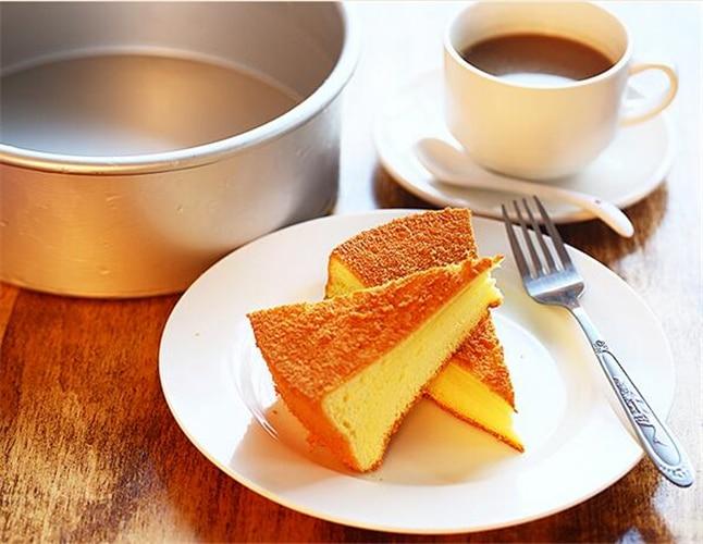 Ze stopu aluminium ze stopu aluminium okrągły 4 Cal formy ciasto ciasto ciasto narzędzie narzędzie do pieczenia formy do pieczenia Pan pieczenia narzędzie do siebie wykonane ciasto