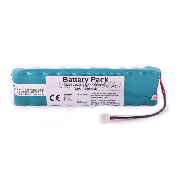Alta calidad SB-901D batería para Nihon Kohden ECG-1250 ECG-1950 ECG-9620 ECG-9620P ECG-6951D ECG-6951E ECG electrocardiograma Monitor de batería