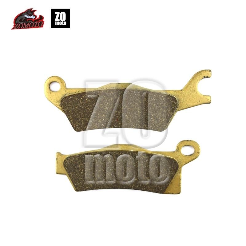 Disc Brake Pads FA618 fit for CAN-AM OUTLANDER L 450 EFI L MAX 450 EFI 650 4x4 800 R STD