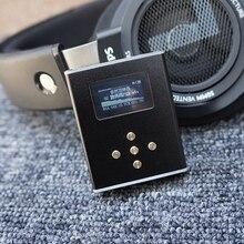 Zishan Z3 ES9038Q2M Professional MP3 DAP HIFI DSD Music Player Support Headphone Amplifier DAC DSD25