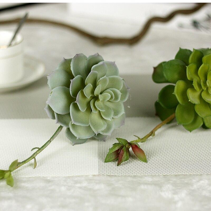 K16177 plantas de flores artificiales de boda de lirio de agua de alta calidad, flores decorativas de Navidad para el Día de San Valentín