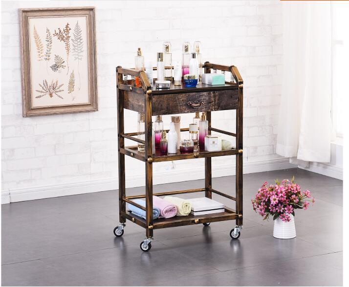 Многофункциональные салоны красоты для салонов красоты, специальный салон красоты, автомобильная тележка с выдвижным ящиком, европейская ...