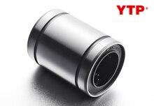 """YTP linear ball bearing bushing 10pcs/bag LMB4UU(dr1/4"""" D0.5"""" L0.75"""")"""