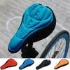 Housse de selle de vélo 3D souple en Silicone Gel ultraléger confortable avec coussinet Ultra doux pour le cyclisme
