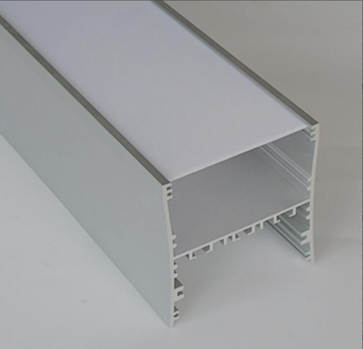 Kostenloser Versand China Lieferant Top Qualität LED Aluminium Extrusion Kanal für Streifen Licht Bar Angepasst 1,8 mt/teile 36 mt/los