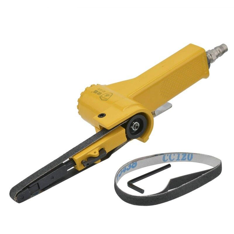 بوتيك نوع هوائي حزام آلة حزام ساندر حزام آلة BD-1070 10*330 مللي متر