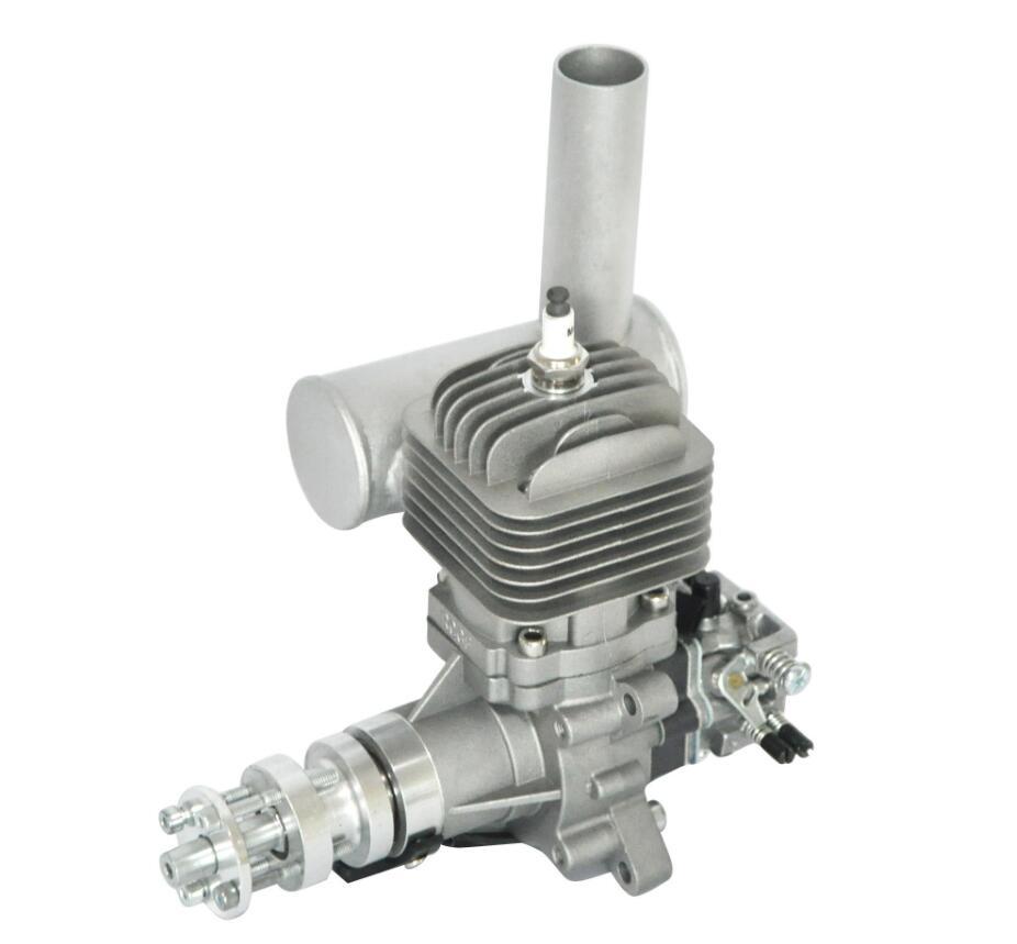 RCGF 32cc бензиновый/бензиновый двигатель с глушителем/искровой пробкой/зажиганием для радиоуправляемой модели самолета