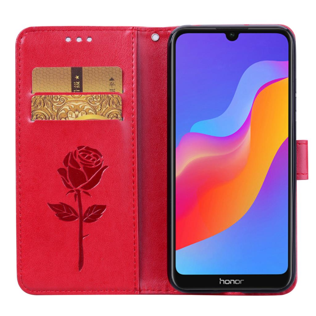 Para Huawei Honor 8A funda magnética libro cartera funda para Fundas Huawei Honor 8A Funda de cuero PU Honor8A A8 funda de soporte Coque