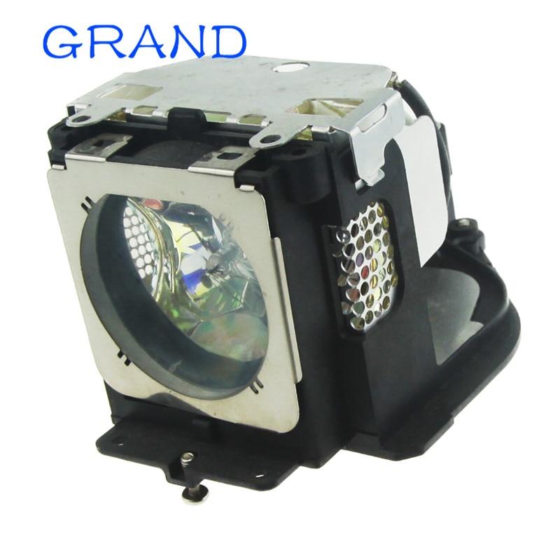 Substituição da lâmpada do projetor POA-LMP111 para sanyo PLC-WU3800/PLC-XU106/PLC-XU116/PLC-XU101K/PLC-XU111K/feliz bate