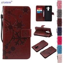 "Huawei Mate 10 Pro Case Mate 10Pro Mate10 Pro BLA AL00 L09 BLA-TL00 BLA-A09 BLA-BLA-ATL00 L29 Flip Leather Wallet Phone Bag 6.0"""