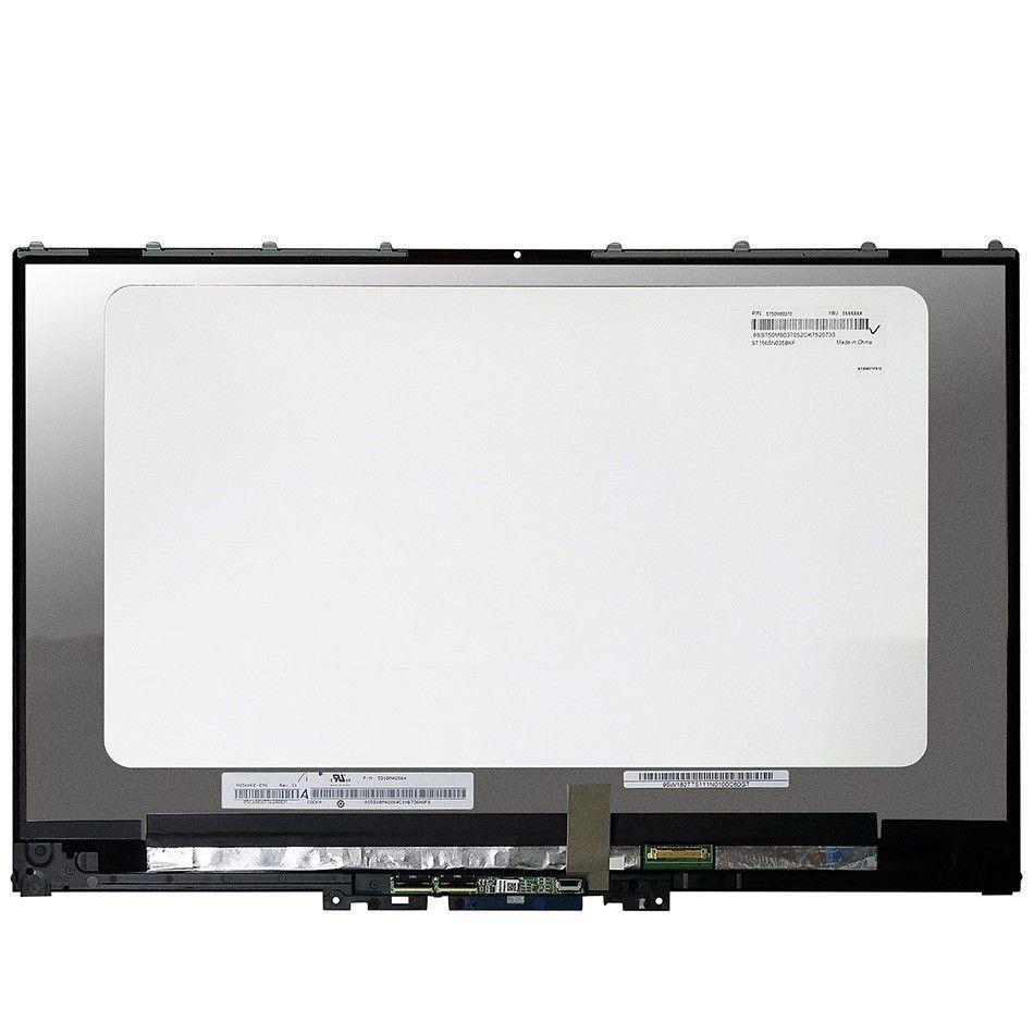 Para Lenovo Yoga 720-15 2k FHD pantalla táctil LCD N156HCE-EN1 1920*1080 FHD + 15,6 pulgadas para Lenovo P/N ST50M60360 pantalla LCD