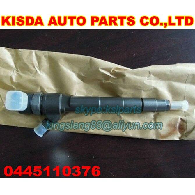 Común carril diesel inyector de combustible 0445110376/0/445, 110, 376, 5309291, 5258744