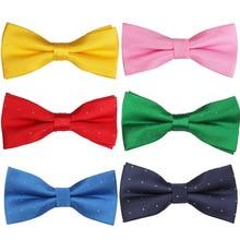 Classic Men Bowtie Polyester Shirts Bow tie For Men Business Wedding Bowknot Adult Bow Ties Vestidos Gravata Borboleta
