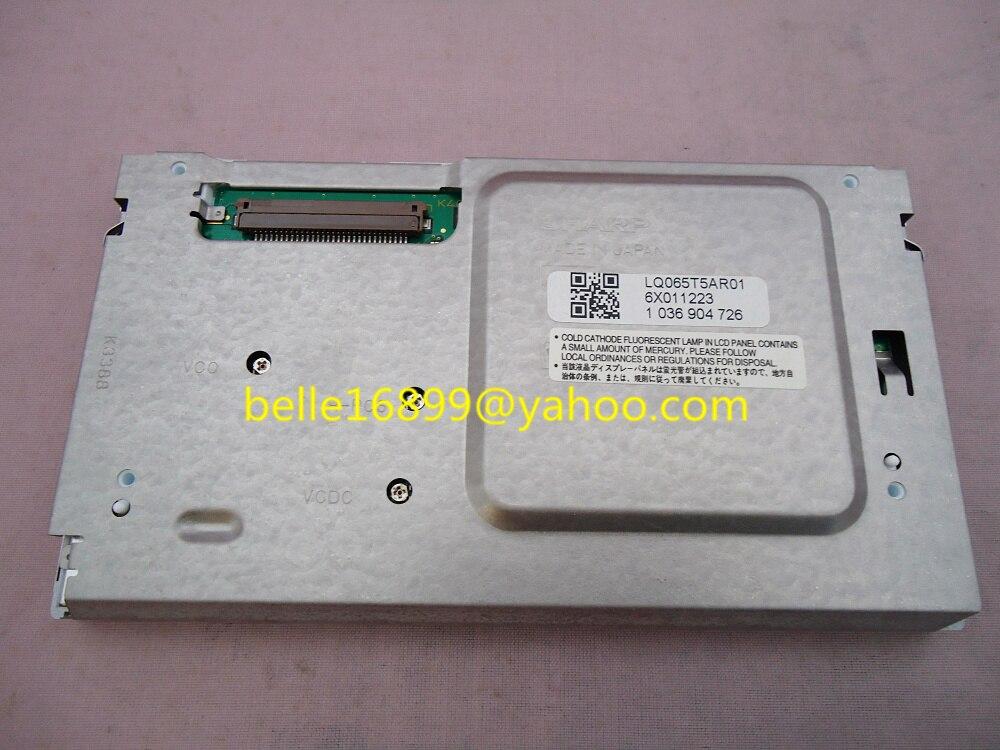 "¡Envío gratis! Nueva pantalla LCD Shapp de 6,5 "", pantalla LQ065T5AR01 para VW MFD2 W211 Comand APS NTG1 mercedes GPS para coche módulos de audio LCD"