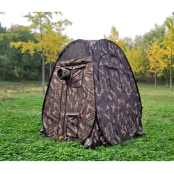 Einzelnen verstecken! Tragbare Privatsphäre outdoor beobachten Pop Up Zelt Camouflage/UV funktion outdoor fotografie zelt beobachtung vogel