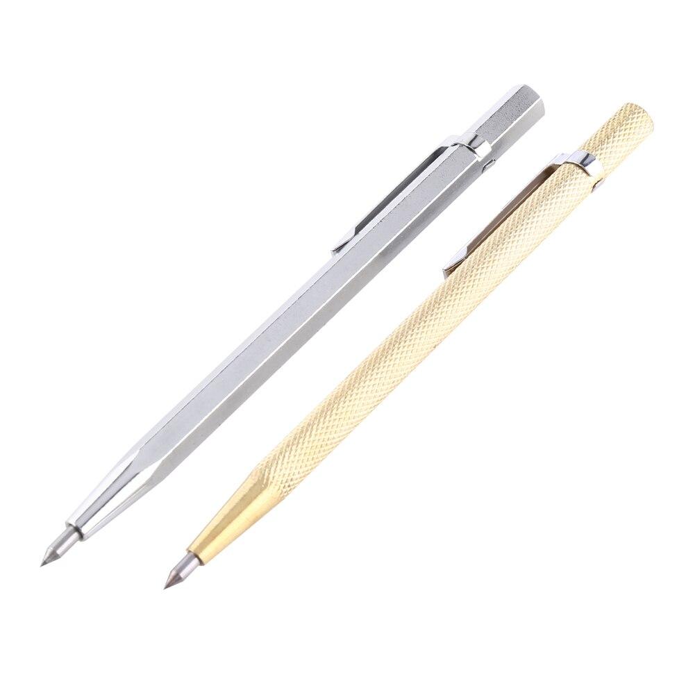 Garabato portátil de aleación de grabado, Garabato de Metal, herramienta de mano, herramienta de tallado de madera de vidrio, herramienta trazadora de grabado de cerámica