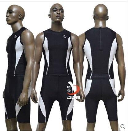 Traje de buceo profesional de triatlón para hombre, traje de buceo, mergulho,...