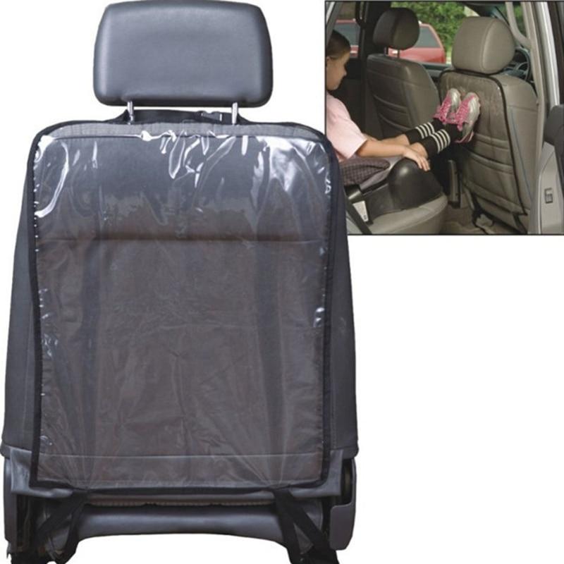 VODOOL Protector de la cubierta trasera del asiento del coche para los niños del bebé Kick Mat de la suciedad del barro limpio cubiertas del asiento del coche protección Kicking Mat