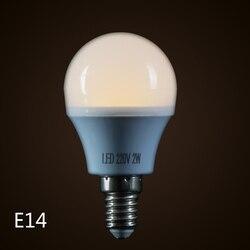 Lâmpadas led e14 mikly lâmpada g45 220v luzes do feriado 2 w retro filamento lâmpada para decoração de casa vidro claro frete grátis
