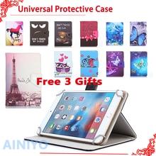 7 Inch Tablet Cartoon Cover UNIVERSAL for Lenovo Tab 4 3 7 Essential TB-7304 TAB3-710/Tab 2 A7-30 A7-20 A7-10/A3300 A3500 S5000
