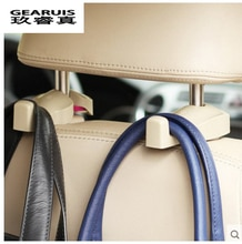 2X Auto Rücksitz Haken Auto Styling Für Mercedes W211 W203 W204 W210 W205 W212 W220 AMG Für Infiniti q50 FX35 G35 G37 Zubehör