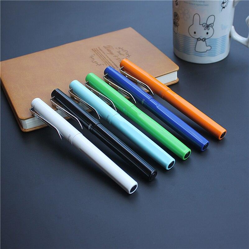 1515 перьевая ручка, новый стиль 2016, цветные ручки для офиса или школы, канцелярские принадлежности, бесплатная доставка