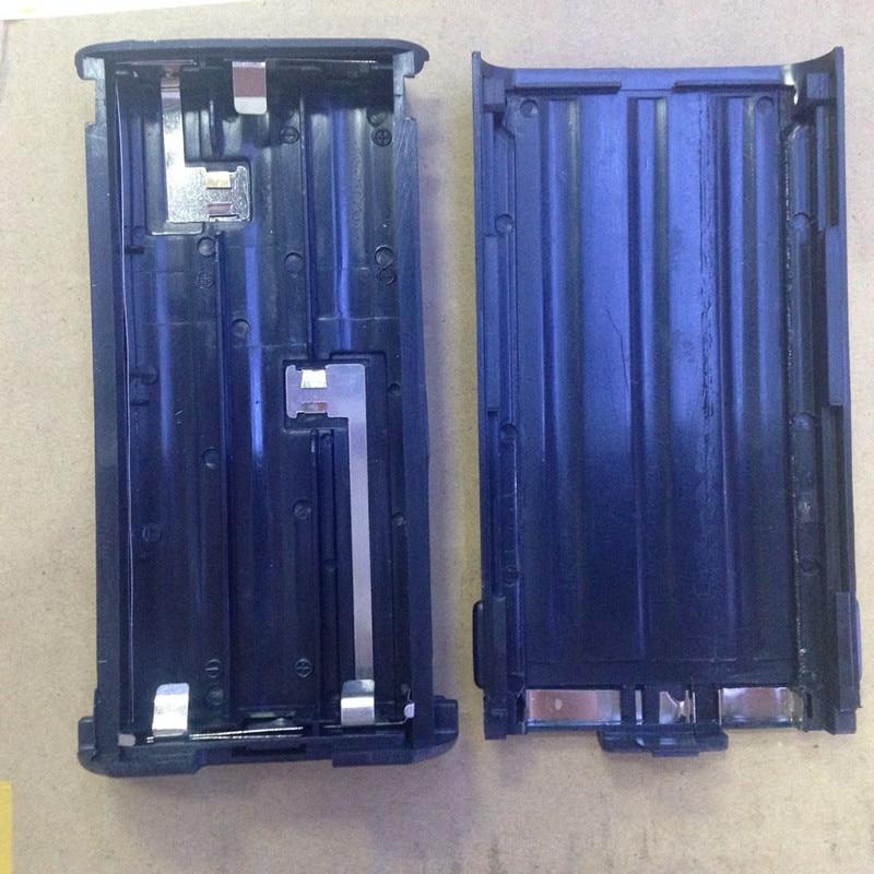 Caja de batería honghuismart 6xAA Para Kenwood TK3107, TK2107, TK378, TK278, TK378G, TK278G, etc. Recambio de walkie talkie de KNB-14