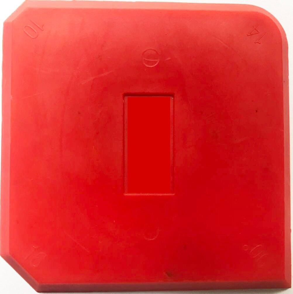 Профессиональный Большой герметик шпатель 90x90x5 мм герметик Profiler герметик разглаживающий стеклоочиститель