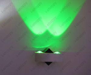 2W Dimmable LED Wall Mount Light Fixture Porch BAR KTV Cafe Disco PUB Lamp Bulb