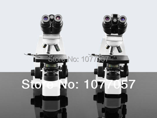 Microscópio de Contraste de Fase Superior para o Laboratório Melhor Venda Trinocular Avançada Qualidade Educação Hospital Usando 1000x