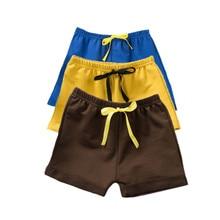 Katoenen Baby Jongen Shorts Solid Baby Shorts PP Broek Zomer Dunne Baby Boy Kleding Mode Baby Meisje Shorts