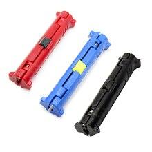 Simple électrique fil décapant stylo rotatif Coaxial câble fil stylo coupe Machine décapage pinces outil câble dénudeur outils