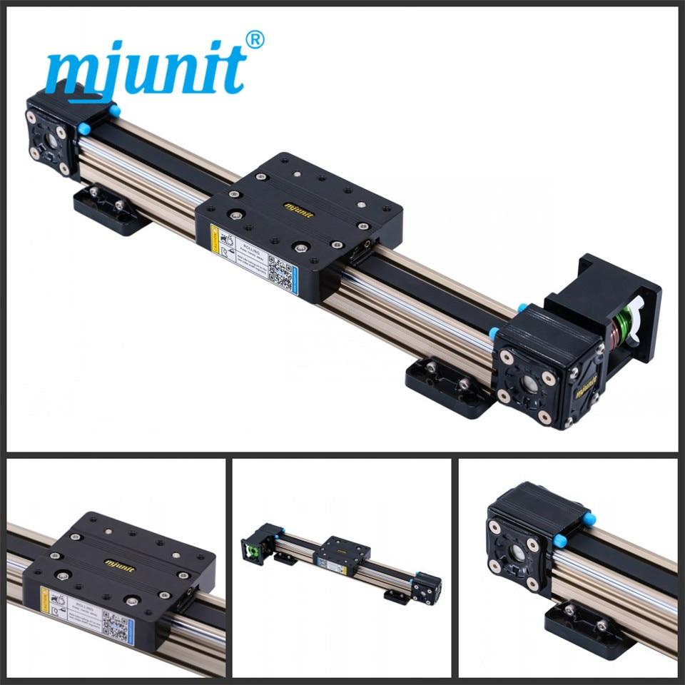 Actuador de movimiento lineal mjit MJ40 con carrera de 900mm