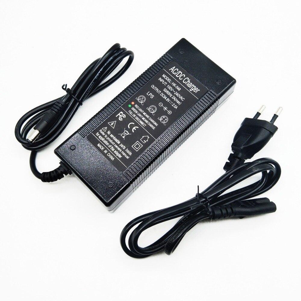 HK Liitokala-cargador DE batería DE litio DE 54,6 V, serie 13, para...