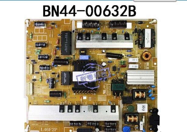BN44-00632B conectar con fuente de alimentación placa lógica para/UA46F7500BJ T-CON Placa de conexión