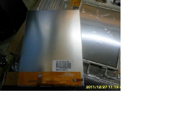 "3,5 ""pulgadas panel de pantalla LCD con pantalla táctil LH350Q31-FD01 para HP iPAQ 100, 110, 111, 112, 114, 116 PDA"