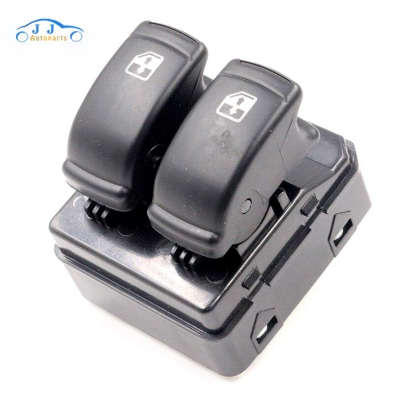 Interruptor de Control de elevador de ventana delantero izquierdo para Lova Chevrolet Aveo Barina G3 96652187