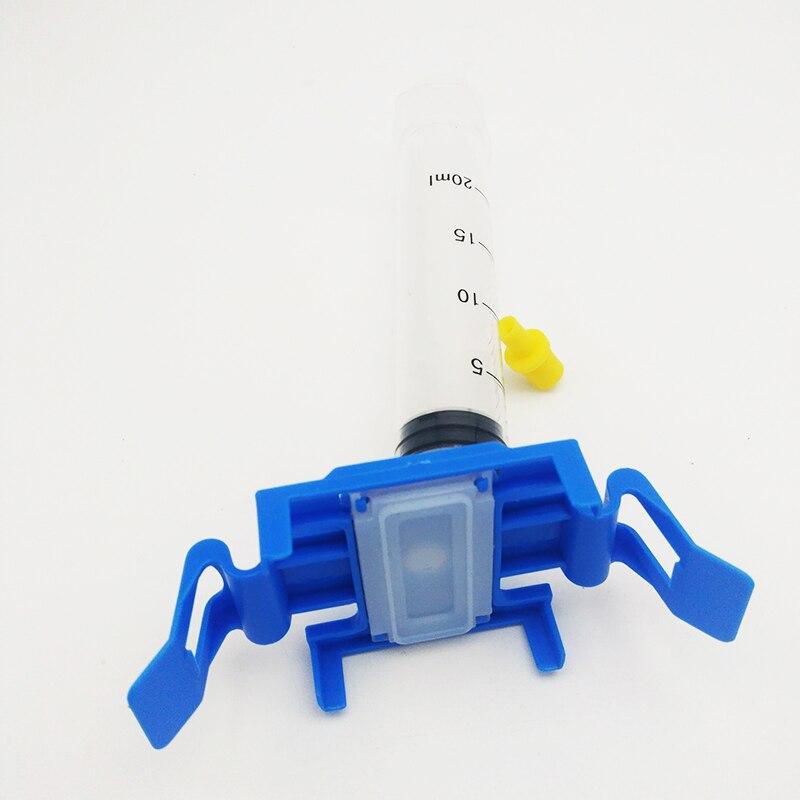 Vilaxh 952xl 953xl Unidades do Cabeçote de Impressão Cleaner kit Para HP 952 Impressora de 953 954 955 932 933 950 951 711 xl ferramentas de Limpeza da cabeça