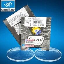 Essilor Crizal jasne soczewki krótkowzroczny astygmatyzm 1.56 1.61 1.67 1.74 krótkowzroczne okulary soczewki recepta dostosuj 1 para
