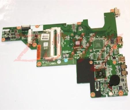 Para HP CQ43 placa base de computadora portátil ddr3 657324-001 envío gratis 100% prueba ok