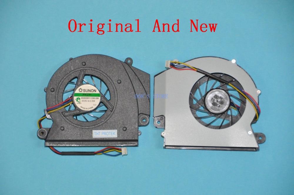 Новый охлаждающий вентилятор для ноутбука Acer Aspire 8920 8920G 8930 8930G 4 Pin MF60120V1-C181-S9A MF60090V1-C060-S99